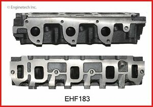 Cylinder Head Bare Ford 3 0l 183 Ohv Vulcan 1986 2000 Ehf183