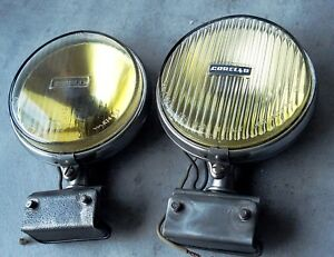 Carello Jod Pa Pf 140 Mirage Vintage Fog Lamp Light For Old Car Alfa Ferrari 384