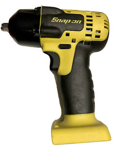 Snap On Cordless Ct8810bhv 3 8 Impact Wrench Tool Only Working Perfect 905