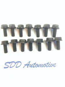 Gm Chevrolet Th400 Transmission Metric Oil Pan Bolts 14