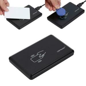 125khz Rfid id Em Usb Ic Card Reader Writer Copier Duplicator 5pcs Key Tags