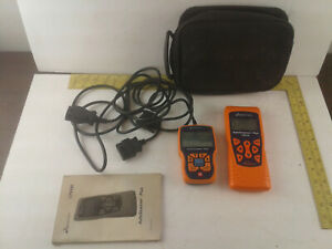 Actron Cp9580 Auto Scanner Plus Code Reader Actron 9180 Scanner Obdii