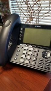 Mitel Ip480 Ip 8 line Phones lot Of 4