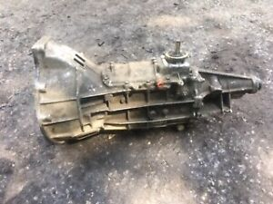 Ford Ranger M5r1 2 3 4 Cylinder 5 Speed Transmission Good Condition