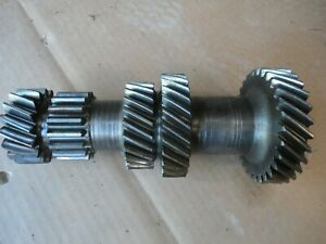 Original Mopar 23 Spline A833 4 Speed Transmission Cluster Gear 2 47 3 Groove