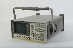 Hp Agilent Keysight 8560e Rf Spectrum Analyzer 30hz 2 9ghz W Opt 007