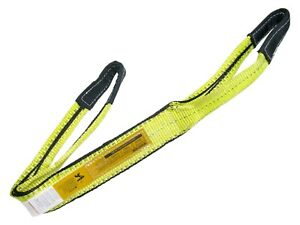 3 X 8 Ft Tree Saver Tow Strap 48 000 Lbs Break Stump Removal Jeep Winch