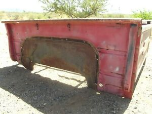 Dodge Truck Shortbed Bed 1948 1949 1950 1951 1952 1953 1954 Short D100 Pickup