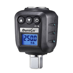 Durofix 1 2 Digital Angle Torque Adapter 250 Ft Lbs Max 720 Degree Rm604 4a