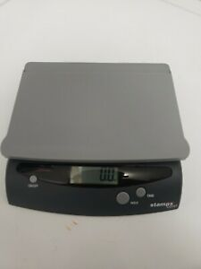 Stamps com 5lb Digital Postal Shipping Scale Battery Operated Model 500dw