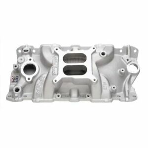 Edelbrock 2701 Small Block Chevy Performer Eps Aluminum Dual Plane Intake