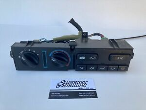 94 97 Honda Accord A c Heater Climate Control Unit Dash Panel Oem 94 95 96 97
