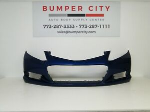 Oem 2012 2013 Honda Civic Coupe Front Bumper Cover 71101 Ts8 A000