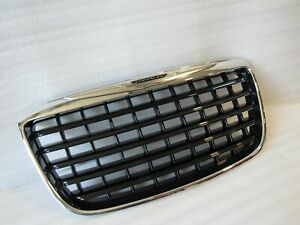 New Oem Nos 2011 2014 Chrysler 300 Heritage Black Grille 82212886ab