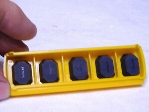 Kennametal Indexible Carbide Inserts Lecn1104afenlnw Grade kc992m Qty 5
