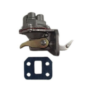 Fuel Lift Pump Fits Massey Ferguson 235 230 231 240 3637292m91