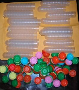 500 Empty 1 Vending Capsules For Gumball Machines Bulk Toys Fast Shipping