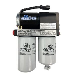 Air Dog A6spbf387 Ii 4g Df 100 4g Fuel Pump For For 11 16 Ford 6 7l New