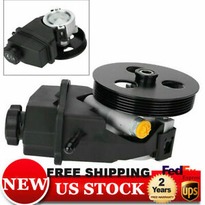 Power Steering Pump For 2006 2010 Chevy Impala 3 5l 3 9l V6 Ohv 20 69989 Usa