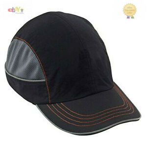 Safety Bump Cap Baseball Hat Style Comfortable Head Protection Long Brim Ext
