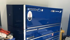 Matco Tools 5s Series Toolbox Hutch Only