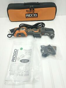 Ridgid Jobmax Multi Tool Power Base Oscillating R2851 factory Reconditioned