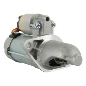 New Starter For 2 5l Subaru Outback 08 09 10 11 12 13 14 19074 428000 4780