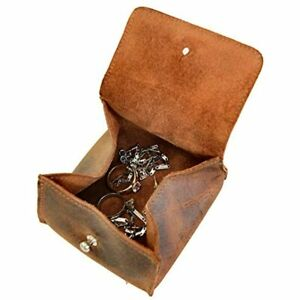 Hide amp Drink Leather Jewelry Pouch Mini Travel Size Box Rings Precious 101