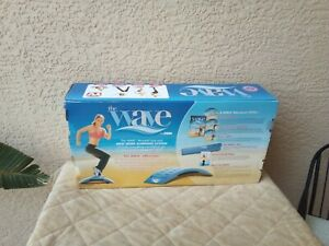 The Wave Exercise Stepper Mat Included