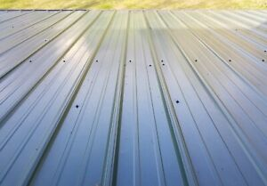 61 Hunter Green 29 gauge Metal Panel loc Plus Roofing Sheets By Central States