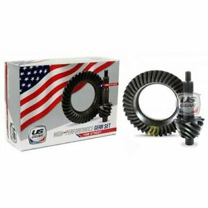 Us Gear 07 890430 Ring And Pinion 9 4 30 Ratio For Ford New