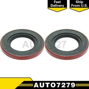 Centric Parts Rear Inner 2pcs Wheel Seal For Jeep Commando