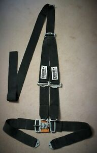 Crow Enterprizes 3 Point Racing Safety Harness