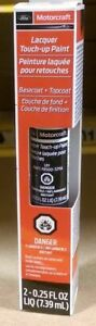 Ford Motorcraft Oem Tuxedo Black Uh Touch Up Paint Pen Pmpc 19500 7211a