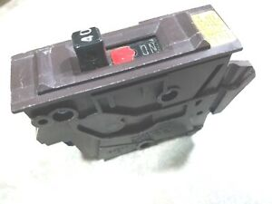 Wadsworth Type A 40 Amp 1 pole 120 240v Circuit Breaker Lot Of 2