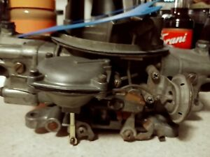 Holley Carburetor 600 On The Carb 1969 Z29 780 Cfm Gm Factory Holley Performanc