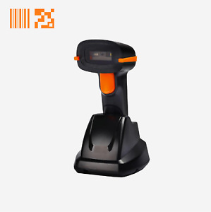 Tera Wireless Handheld Barcode Scanner 2d With Usb Cradle Charging Base