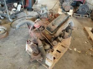 1956 Ford Core Engine 8 292 Stuck 686884