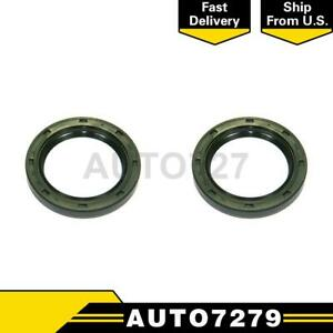 Centric Parts Rear 2pcs Axle Shaft Seal For Porsche 356a