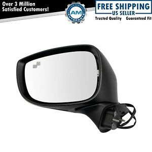 Mirror Lh Driver Side Power Heated Turn Signal Blind Spot For Mazda Cx9