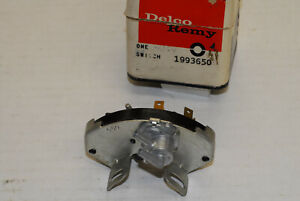 1964 Cadillac Nos Neutral Safety Switch Assembly 1993650