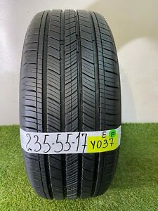 235 55 17 99h Used Tire Michelin Energy Saver A S 79 7 9 32nds Y037