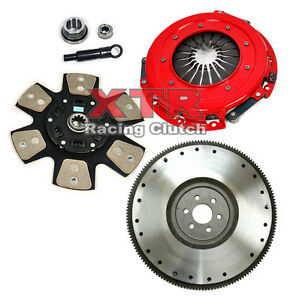 Xtr Stage 3 Clutch Kit Oe Flywheel For 86 95 Ford Mustang Gt Lx Cobra Svt 5 0l