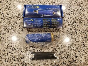 New Blue Point By Snap On At115 1 4 Medium Die Grinder 22 000 Rpm We Ship Fast