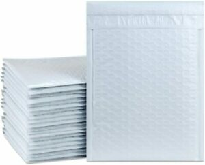 Poly Bubble Mailers 7x10 Pack Of 50pcs Padded Envelopes Bag usable Size 6x9