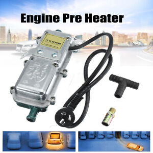 220 240v 3kw Gasoline Diesel Car Engine Heater Coolant Preheater 65c Fast Start