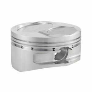 Cp Pistons S2422 8 13 Flat Top 400 Forged Pistons 4 135 Bore 2 2cc New