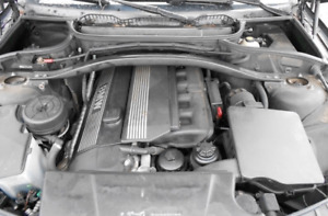 2000 2006 Bmw M54b30 Engine Oem 126k Miles Tested E46 E39 E36 E37 E60 E85 E83