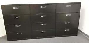 all steel Lateral Four Drawer Filing Cabinets 3