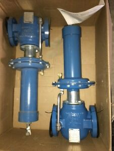 2 New Fmc Invalco Rdfg 201 510 Back Pressure Valve 2 Ductile Body Qty 2 Valves